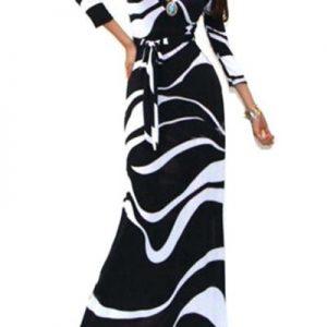 4b27cb9e6c1 Fashion Rotita Printed Maxi Dress