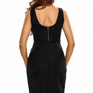 inasari-black-draped-midi-dress-s2ca032-4