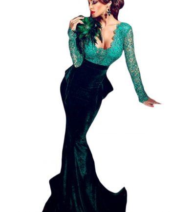 inasari-elegant-velvet-mermaid-skirt-formal-dress-s2ed043-2