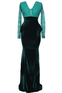 inasari-elegant-velvet-mermaid-skirt-formal-dress-s2ed043-3