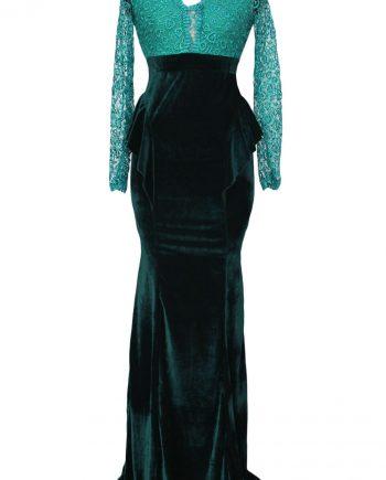 inasari-elegant-velvet-mermaid-skirt-formal-dress-s2ed043-3
