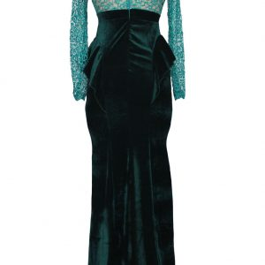 inasari-elegant-velvet-mermaid-skirt-formal-dress-s2ed043-4