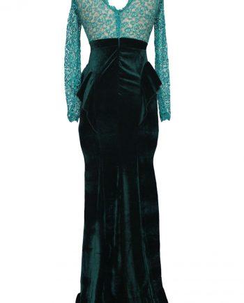 inasari-elegant-velvet-mermaid-skirt-formal-dress-s2ed043-4