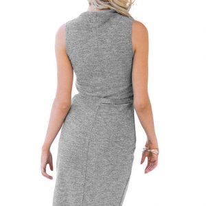inasari-heather-grey-high-neck-sleeveless-slinky-dress-with-belt-s2ca029-11-4