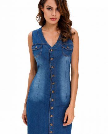 inasari-sleeveless-button-down-denim-dress-s2ca010-5-1