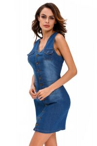 inasari-sleeveless-button-down-denim-dress-s2ca010-5-2