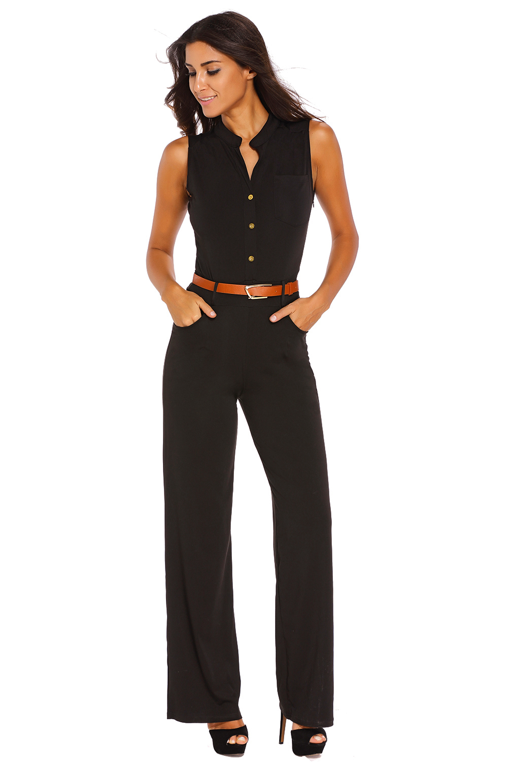 Smart Casual Jumpsuit – inasari