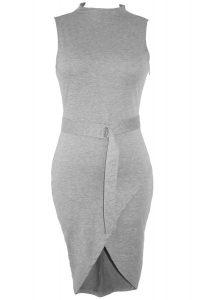 inasari-heather-grey-high-neck-sleeveless-slinky-dress-with-belt-s2ca029-11-5