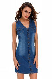 inasari-sleeveless-button-down-denim-dress-s2ca010-5-3